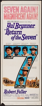 Return of the Seven - Movie Poster (xs thumbnail)