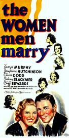 The Women Men Marry - Movie Poster (xs thumbnail)