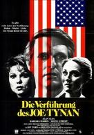 The Seduction of Joe Tynan - German Movie Poster (xs thumbnail)