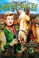 """""""Annie Oakley"""" - DVD cover (xs thumbnail)"""