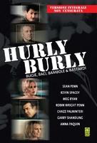Hurlyburly - Italian poster (xs thumbnail)