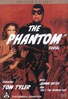The Phantom - Australian DVD movie cover (xs thumbnail)