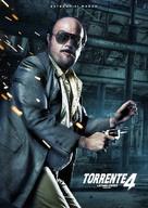 Torrente 4 - Spanish Movie Poster (xs thumbnail)