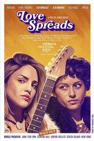 Love Spreads - Movie Poster (xs thumbnail)