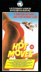 Hot Moves - British Movie Cover (xs thumbnail)