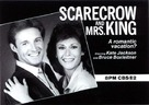 """""""Scarecrow and Mrs. King"""" - poster (xs thumbnail)"""