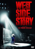West Side Story - Italian DVD movie cover (xs thumbnail)