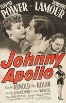 Johnny Apollo - Movie Poster (xs thumbnail)