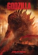 Godzilla - Czech DVD movie cover (xs thumbnail)