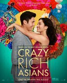 Crazy Rich Asians - Movie Poster (xs thumbnail)