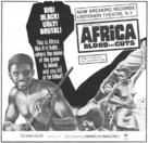 Africa addio - poster (xs thumbnail)
