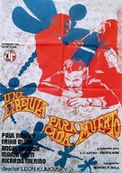 Una libélula para cada muerto - Spanish Movie Poster (xs thumbnail)
