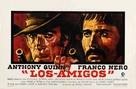 Amigos, Los - Belgian Movie Poster (xs thumbnail)