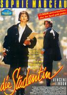 L'étudiante - German Movie Cover (xs thumbnail)