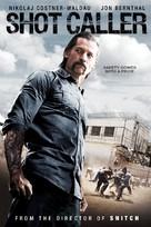 Shot Caller - DVD movie cover (xs thumbnail)