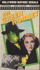 The Green Hornet - VHS cover (xs thumbnail)