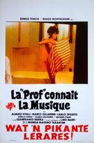 L'insegnante viene a casa - Belgian Movie Poster (xs thumbnail)