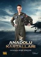 Anadolu Kartallari - Turkish Movie Poster (xs thumbnail)