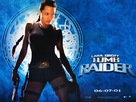 Lara Croft: Tomb Raider - British Movie Poster (xs thumbnail)