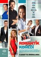 Romantik komedi - Turkish Movie Poster (xs thumbnail)