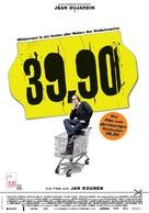99 francs - German Movie Poster (xs thumbnail)