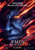 Dark Phoenix - Italian Movie Poster (xs thumbnail)