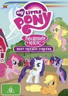"""My Little Pony: Friendship Is Magic"" - Australian DVD movie cover (xs thumbnail)"