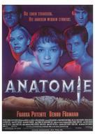 Anatomie - German Movie Poster (xs thumbnail)