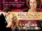 Miss Pettigrew Lives for a Day - British Movie Poster (xs thumbnail)