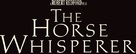 The Horse Whisperer - Logo (xs thumbnail)
