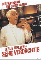 Wrongfully Accused - German DVD cover (xs thumbnail)