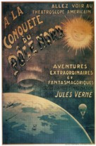 La conquête du pôle - French Movie Poster (xs thumbnail)