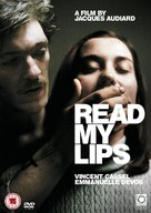 Sur mes lèvres - British DVD movie cover (xs thumbnail)