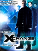 Xchange - German DVD cover (xs thumbnail)