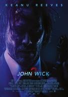 John Wick: Chapter Two - Czech Movie Poster (xs thumbnail)