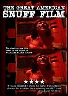 The Great American Snuff Film - poster (xs thumbnail)