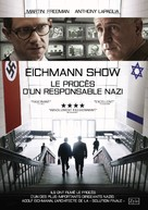The Eichmann Show - French Movie Cover (xs thumbnail)