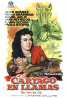 Cartagine in fiamme - Spanish Movie Poster (xs thumbnail)