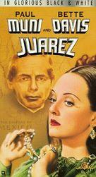 Juarez - VHS movie cover (xs thumbnail)