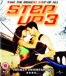 Step Up 3D - British Movie Cover (xs thumbnail)