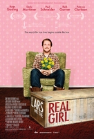 Lars and the Real Girl - Swedish Movie Poster (xs thumbnail)
