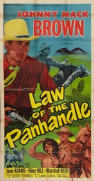 Law of the Panhandle - Movie Poster (xs thumbnail)