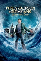 Percy Jackson & the Olympians: The Lightning Thief - Movie Cover (xs thumbnail)