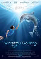 Dolphin Tale - Brazilian Movie Poster (xs thumbnail)