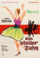 Ha llegado un ángel - German Movie Poster (xs thumbnail)