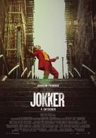 Joker - Estonian Movie Poster (xs thumbnail)