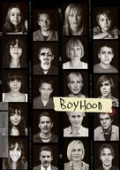 Boyhood - DVD cover (xs thumbnail)