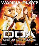 Dead Or Alive - Swiss Movie Poster (xs thumbnail)