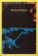 100 Rifles - Polish Movie Poster (xs thumbnail)