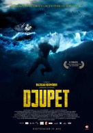 Djúpið - Swedish Movie Poster (xs thumbnail)